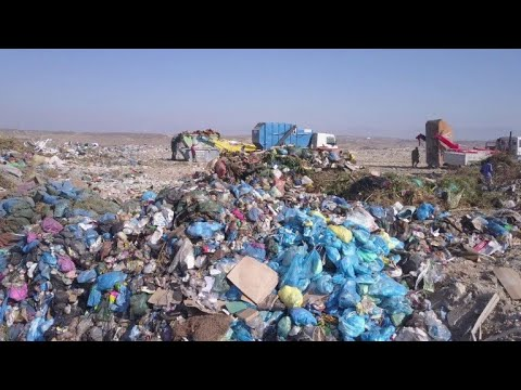 AFP news agency: Cyprus struggles to manage waste as tourist numbers soar