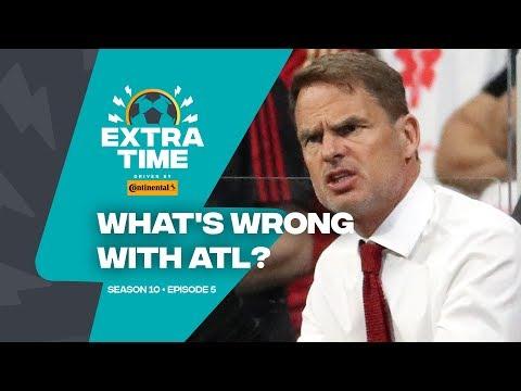 Deja vu for Frank De Boer? Frustration grows in Atlanta