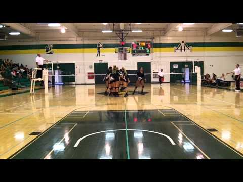PCAC Volleyball: Southwestern College vs Grossmont College Game 2