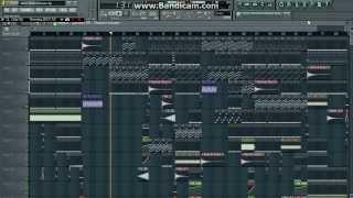 Mako ft. Angel Taylor- Beam (Dannic Mix) Instrumental Remake