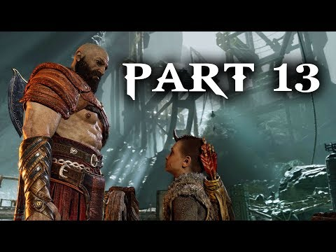 God of War Gameplay Walkthrough Part 13 - THE CLAW (PS4 2018)