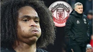 Tahith Chong agent opens up on Solskjaer issue forcing Man Utd star's transfer exit- transfer new...
