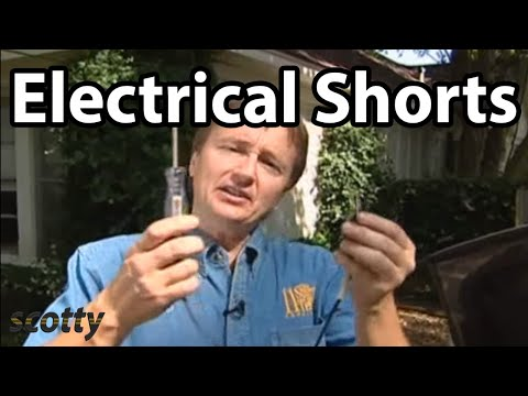 How To Find Electrical Shorts