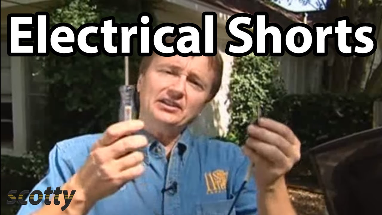 how to find electrical shorts [ 1280 x 720 Pixel ]