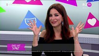 Ани Лорак в программе Тема на RU.TV