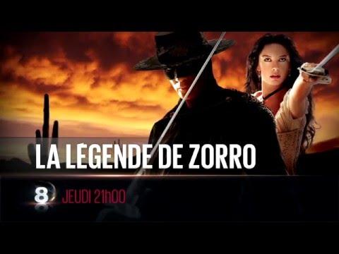 La Légende De Zorro  D8  Youtube