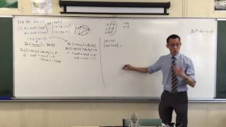 2016 HSC - Complex Numbers on Unit Circle (2 of 2: Evaluating the arguments)
