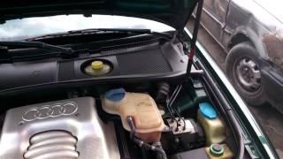 Audi A6 2.8 motor