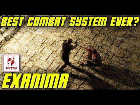 Best Combat System Ever? | Exanima Gameplay