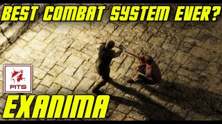 Best Combat System Ever? | Exanima Gameplay