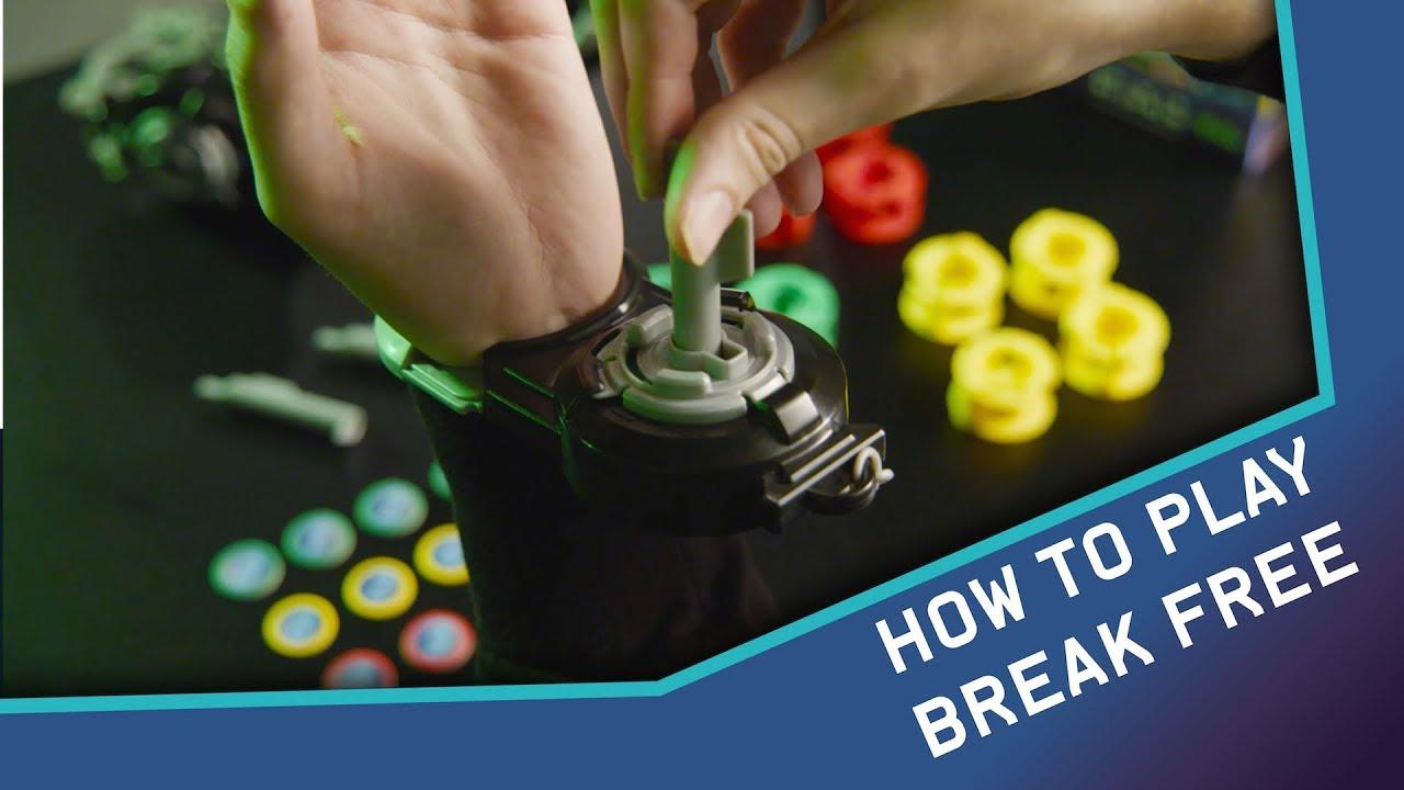 Spy Code | How to play Break Free Game - YouTube