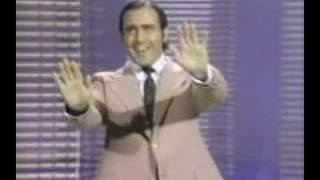 Andy Kaufman's Cannonball Story