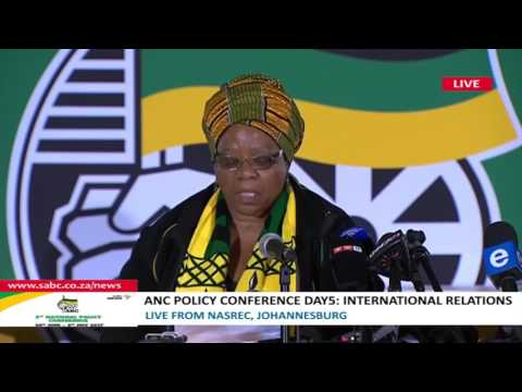 South Africa's ruling party moves to downgrade Embassy in Israel