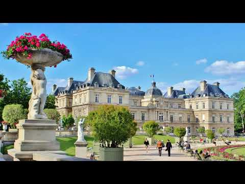 The Luxembourg Gardens in Paris, Episode 184