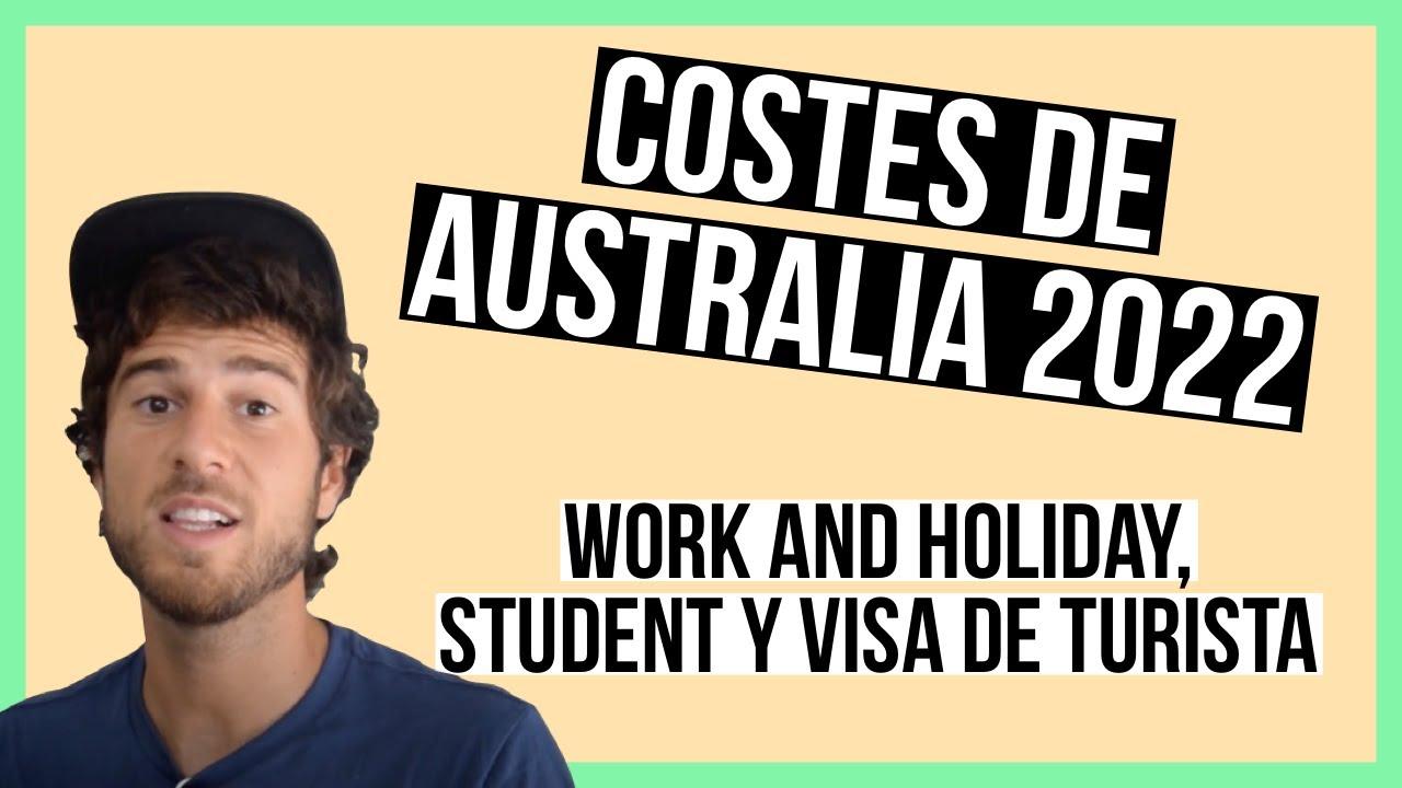 ¿Cúanto cuesta venir a Australia?