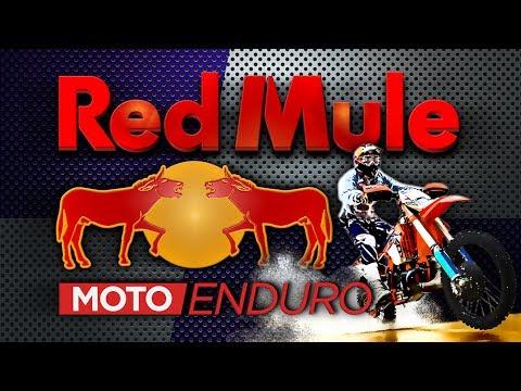 RED MULE rando des Baraganes au Chateau Montlau 11 06 2017