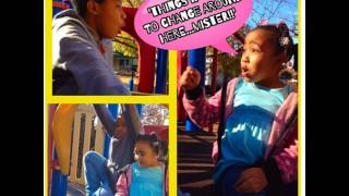 Confessions of the Drama Kidz  in 'C.J. BLUE'Zzz!!'  (PREVIEW) FUNNY!!