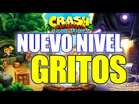 Crash Bandicoot 3 N Sane Trilogy LEVEL Sphynxinator CRISTAL GAMEPLAY [PS4]