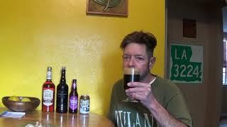 Louisiana Beer Reviews: Tailgate Peanut Butter Milk Stout