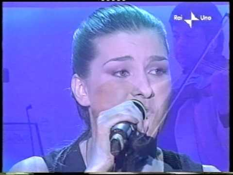 video elsa lila sanremo 2003