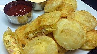 Pocket Shawarma പോക്കറ്റ് ഷവർമ്മ Fried Shawarma Malabar Snack / Iftar / Nombuthura Dish for Ramadan