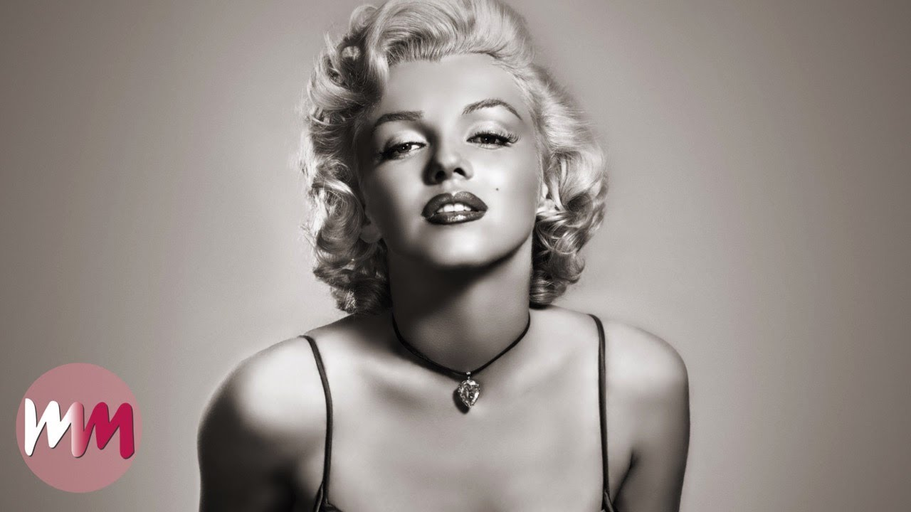 Préférence Top 10 Things You Didn't Know About Marilyn Monroe - YouTube TU44