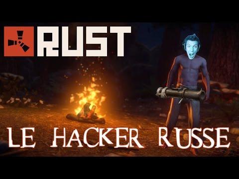 Rust : le hacker russe du bled