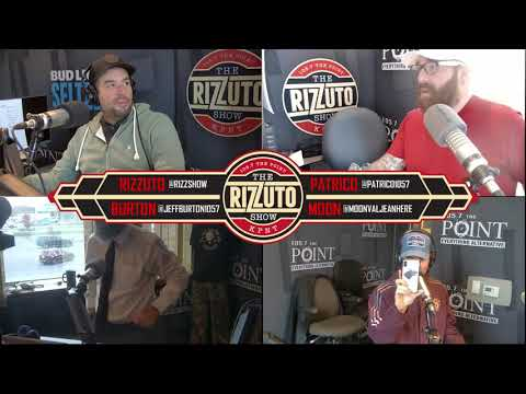 TONY PATRICO is up to FIVE shots! [Rizzuto Show]