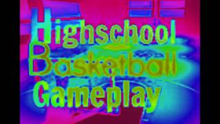 Roblox Highschool Basketball| Reel 4