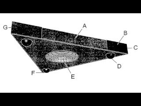 The USAs Most Secret Plane — TR-3B Patent Is Now In the Public Domain