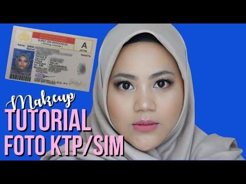 Cara AUTO CAKEP pas Foto KTP/SIM/Passport