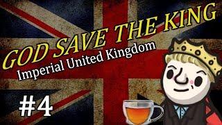 Hearts of Iron 4 - Imperial United Kingdom - Fuhrerreich - Part 4