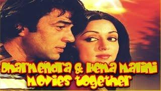 dharmendra hema malini movies together bollywood films list 🎥 🎬
