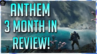 ANTHEM | 3 MONTH IN REVIEW!