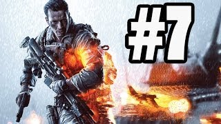 Battlefield 4 Gameplay Walkthrough - Campaign Mission - Reach Old Town - (BF4)