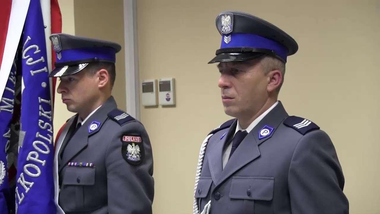 Komisarz Fabian Rogala powołany na stanowisko komendanta gorzowskiej Policji