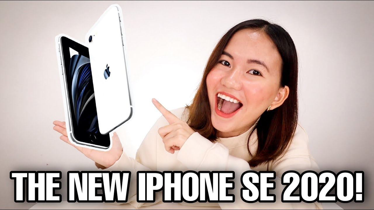 IPHONE SE 2020 IS FINALLY HERE!!