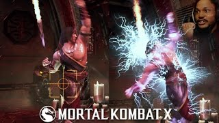 WHA!? WE GOT TRAPS NOW!? | Mortal Kombat X #15