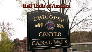 Rail Trails of America - Chicopee Center Canal Trail, Chicopee, MA