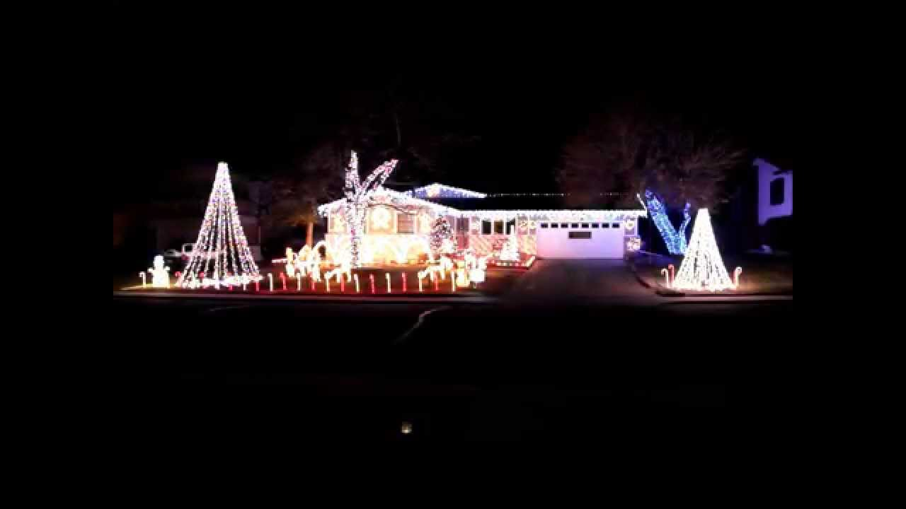 2014 Christmas Light Geek Thx Intro Youtube