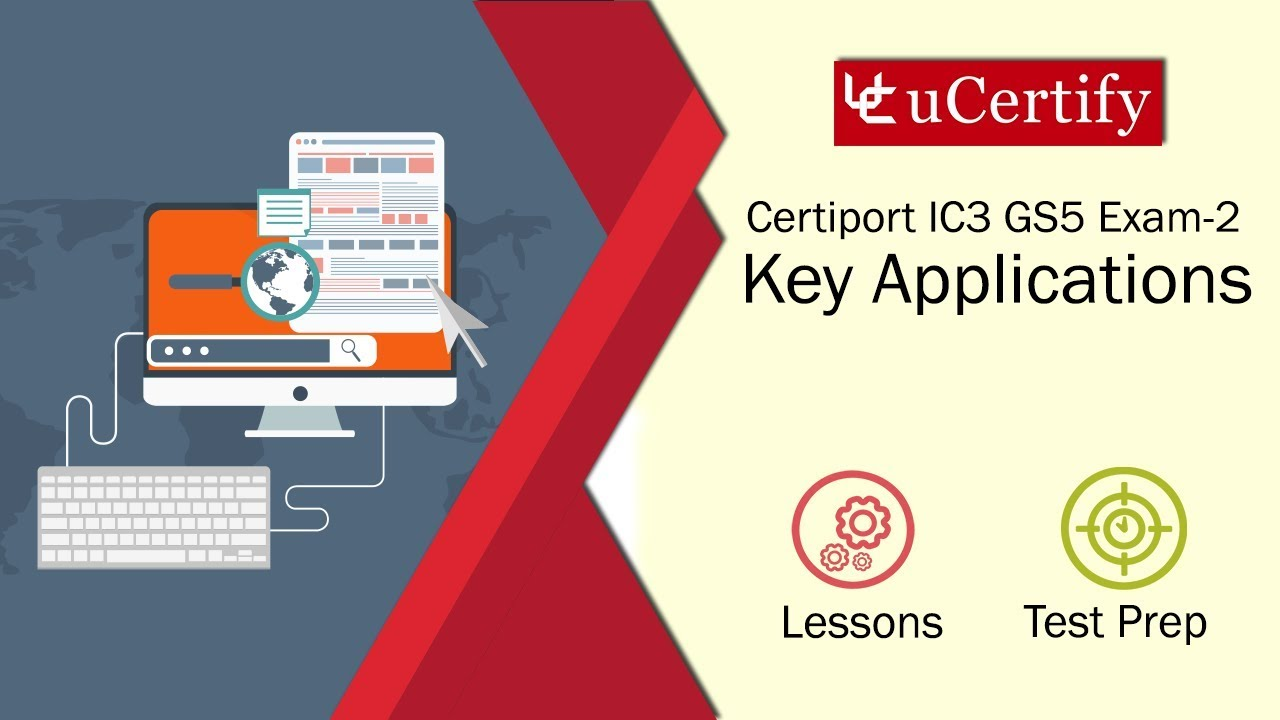ic3 exam 2 ic3 gs4 key applications course labs youtube rh youtube com