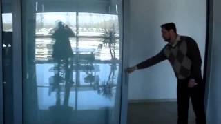 Алюминиевые подъемно раздвижные двери(, 2014-04-12T12:44:17.000Z)