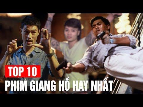 TOP 10 PHIM GIANG HỒ CHÂU Á