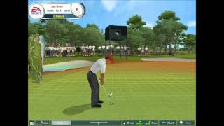 Tiger Woods PGA Tour 2002 - gameplay 01