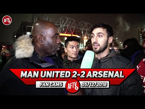 Man United 2-2 Arsenal   Lukaku Doesn't Deliver Against Big Teams!