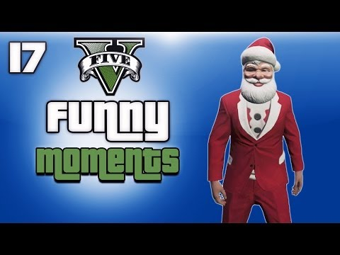GTA 5 Online Funny Moments Ep. 17 (Extra...