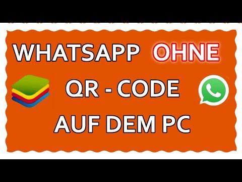 Whatsapp ohne QR Code auf dem PC