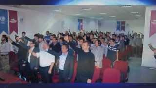 Agd Ankara Şube Üniversite Komisyonumuzun2013 Etkinlik ve Projeleri Tanıtım Sinevizyonu