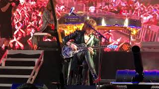 X Japan - Endless Rain- Live at Coachella 2018 Weekend 1.