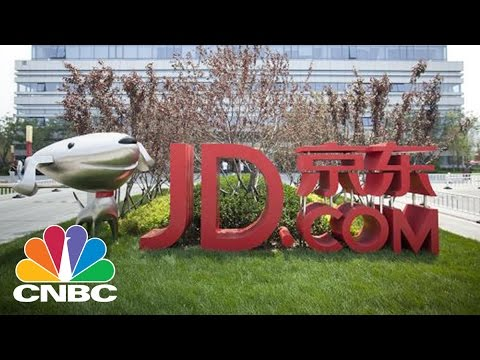 JD.com CEO On Donald Trump's Impact On Business In China | The Pulse | CNBC
